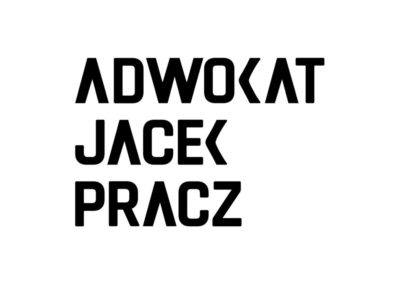 LOGO Adwokat Jacek Pracz
