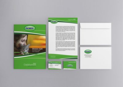 Mock-up - Stationery