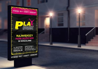 BANER 2 - PLAY PARK KOSZALIN
