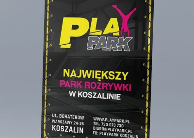 ROLLUP 2 - PLAY PARK KOSZALIN