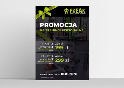 FREAK PLAKAT 2